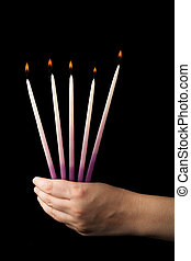 Candles #7