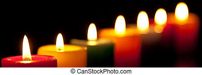 candles burning for love 5