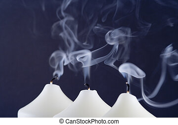 Candles Extinguished
