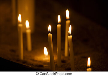 candles, gruppe