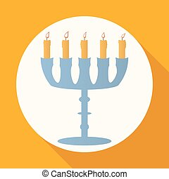 Candlestick icon