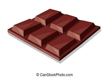 candy chocolate bar icon