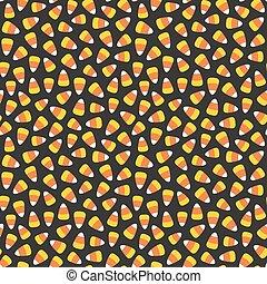 Candy Corn Pattern