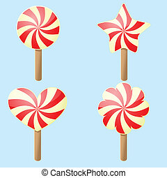 Candy form