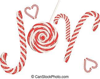 Candy Joy Word