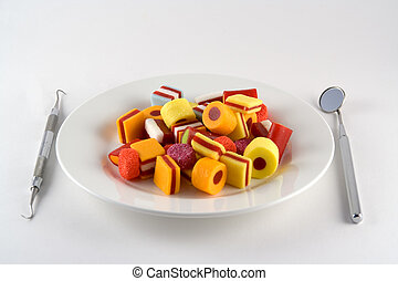 Candy Meal
