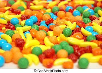 Candy Mixture