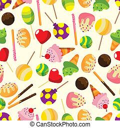 candypattern, seamless