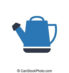 cane  glyph color icon