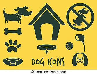 cane, icone