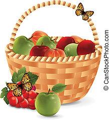 canestro frutta