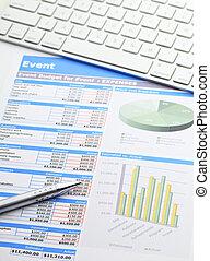 caneta, dados, análise, keyword
