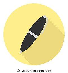 caneta esferográfica, escritório