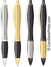 caneta esferográfica, jogo