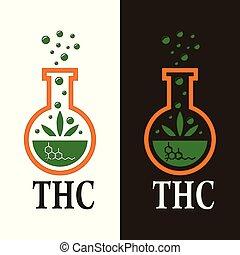 Cannabis as THC