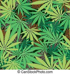 cannabis, cânhamo, textura