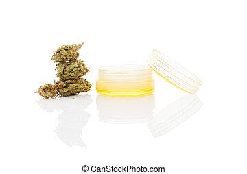 cannabis, cream.