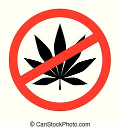 cannabis forbidden red sing