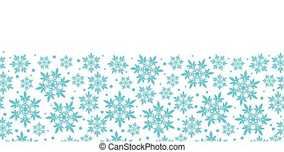 Cannabis leaf border seamless vector pattern background