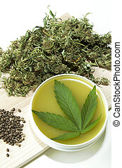 cannabis, ointment, marijuana, cura