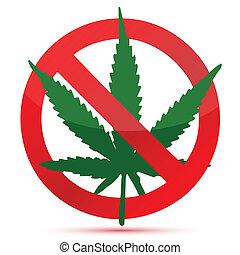 cannabis, prohibido
