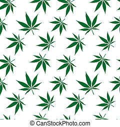 cannabis seamless pattern extended, abstract texture; art...