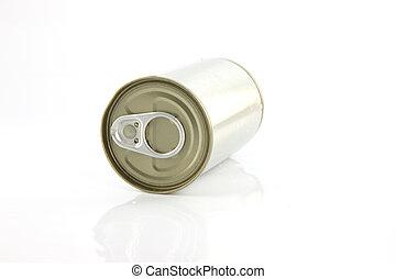 canned., aluminium