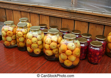 Domestic billet - Canning / Domestic billet / Compote of...