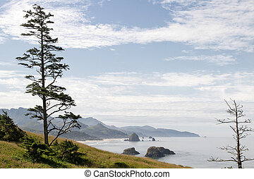 Cannon Beach at Ecola State Park