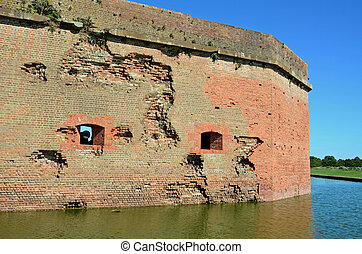 Fort Pulaski on Tybee Island