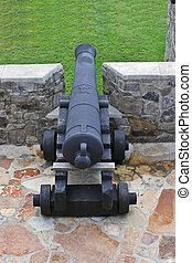 Cannon - Revolutionary war era cannon