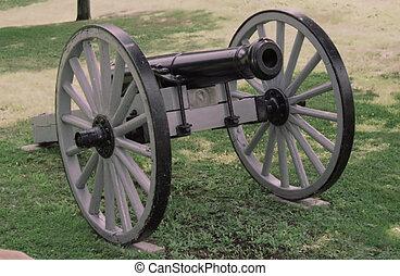 cannon - civil war cannon