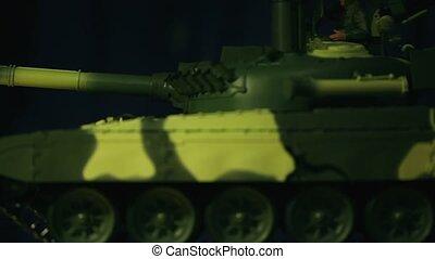 cannon tank gun - tank cannon dangerous weapon camera motion...