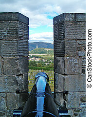 cannon towards wallace