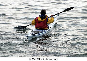 canoë-kayac