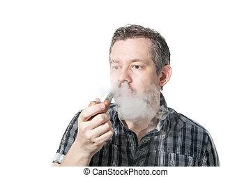 cano, fumar