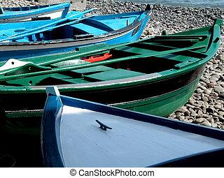 canoa, em, a, ser