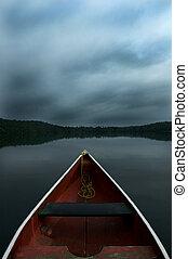Canoe - lake