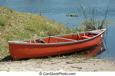 Canoe - Photographed at a local park Florida