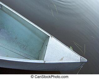 canoe still waters