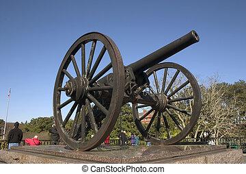 Canon - An old canon