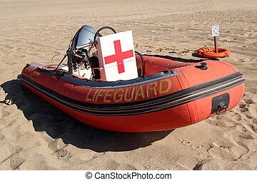 canot de sauvetage