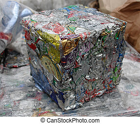 cans , έτοιμος , αλουμίνιο , ανακύκλωση