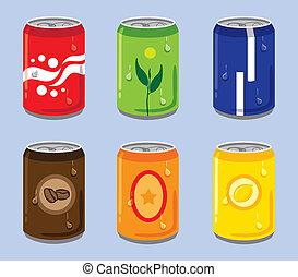 cans , γραφικός