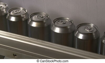 Cans Factory, 3 clips