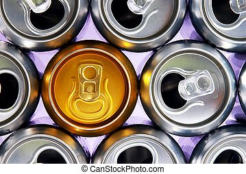 Cans - Cold drinks can
