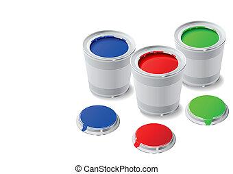 cans., pintura