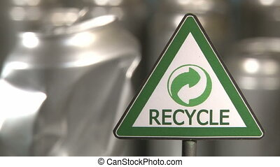Cans, Recycle