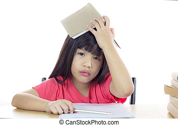 cansadas, schoolgirl