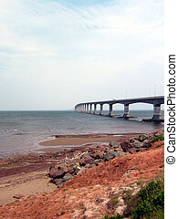 Confederation Bridge - A picture of Confederation Bridge...
